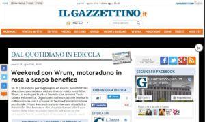 Gazzettino Venerdi280716