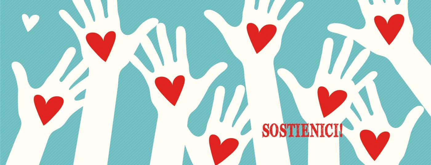 Riparte l'anno! <strong>Sostienici</strong>