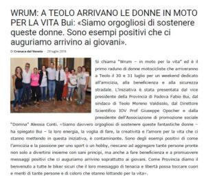 Cronaca Del Veneto 2907